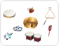 percussion instruments [4]