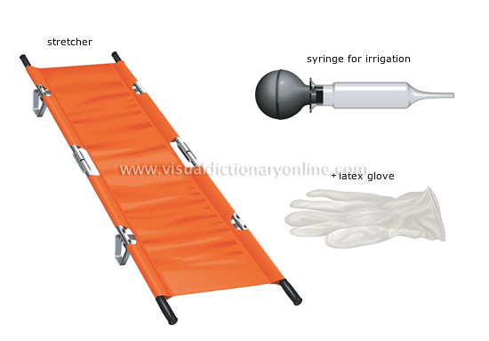 first aid equipment [3]